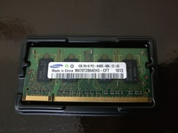 Used Ram SODIMM 1gb ddr2 for laptop in Dubai, UAE