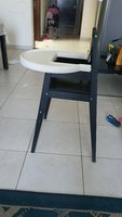 Used IKEA Baby Wooden High Chair (Blames) in Dubai, UAE