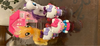 Used Poneys and hello kitty w book in Dubai, UAE