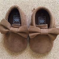 Used Prewalker Moccasins 12-18mths.  in Dubai, UAE