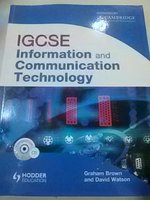 Used Cambridge IGCSE ICT Textbook in Dubai, UAE