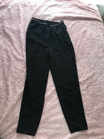 High waist trousers size s