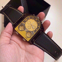 Used Yellow olum watch  in Dubai, UAE