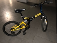 Used Folding-Bicycle with a lock 99%new  in Dubai, UAE