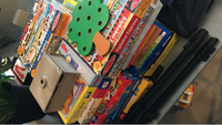Used Big pile of games and puzzles 2-5 years in Dubai, UAE