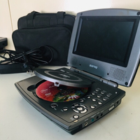 Used SONIQ Portable DVD Player Set in Dubai, UAE