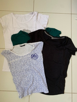Used 4 branded t shirts  in Dubai, UAE