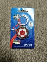 Used Key chain 2018 fifa world cup russia in Dubai, UAE