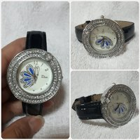 Used Fashionable DIOR watch for her. in Dubai, UAE