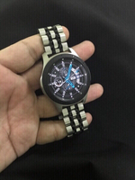 Used 22mm Chain/Strap for Galaxy Watch  in Dubai, UAE