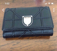Used Christian Dior wallet Authentic preloved in Dubai, UAE