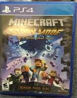 Used Minecraft story mode ps4 in Dubai, UAE