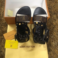 Used Louis Vuitton sandals-master copy in Dubai, UAE