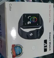 Used Smart watch A1 New brand in Dubai, UAE