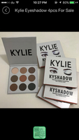 Used 4 Boxes Kylie kyShadow EyeShadow in Dubai, UAE
