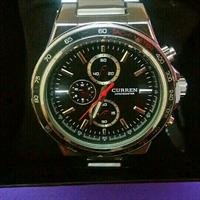 Used New Curren Stainless Steel #Watch  in Dubai, UAE