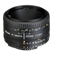 Used Nikon nikor 50mm 1.8d in Dubai, UAE