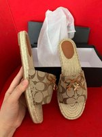 Used COACH SANDALS in Dubai, UAE