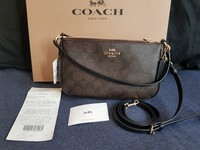 Used Coach 2way (sling/crossbody) bag in Dubai, UAE