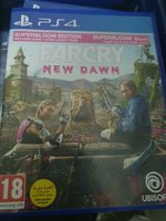 Used Ps4 far cry newdawn in Dubai, UAE