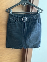 Used All Saints denim skirt  in Dubai, UAE