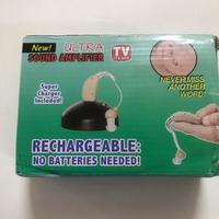 Used Invisible rechargeable hearing aid in Dubai, UAE