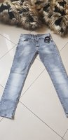 Used JACK JONES MEN JEANS SIZE 34 in Dubai, UAE