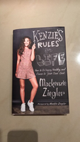 Used Kenzie's rules for life book  in Dubai, UAE