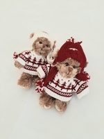 Used New-Soft Teddy Bear - 2 pcs in Dubai, UAE