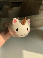 Used Kawaii unicorn/cat mug (perfect for gift in Dubai, UAE