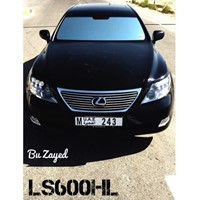 Used Lexus LS600 HL V.I.P  in Dubai, UAE