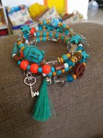 Used New Handmade Buddha Bracelet in Dubai, UAE