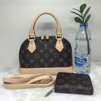 Louis Vuitton Mini Bag With Wallet