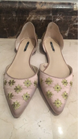 Used Zara shoes size 40 in Dubai, UAE