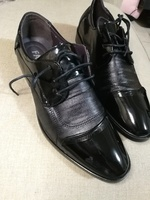 Used New fashionable formal shoes for men 41 in Dubai, UAE