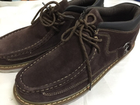 Used Dark brown shoes size45 in Dubai, UAE