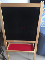 Used Ikea white and blackboard in Dubai, UAE