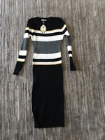 Used Knitted dress midi size L new in Dubai, UAE