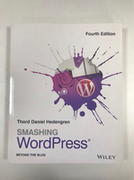 Used Book: Smashing Wordpress in Dubai, UAE