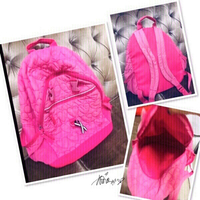 Used Gap Pink Backpack 🎒 ❤️ in Dubai, UAE