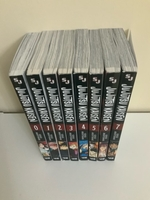 Used Jujutsu kaisen manga volumes 0-7 in Dubai, UAE