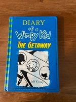 Used Diary of a wimpy kid: the getaway  in Dubai, UAE