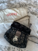 Used Guess jeans handbag  in Dubai, UAE