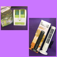 Used Mini Air Cooler & USB Tower Fan in Dubai, UAE