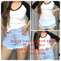 Used half sleeve top  in Dubai, UAE