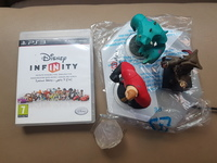 Used Infinity game for PS3 in Dubai, UAE