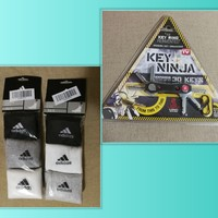 Used Buy 6 socks pair n get ninja key 🎁 in Dubai, UAE