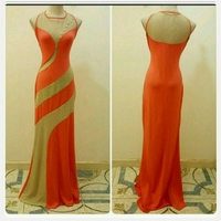 Used Amazing Long Dress for Her... in Dubai, UAE