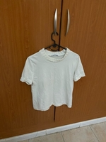 Used Zara, white top in Dubai, UAE