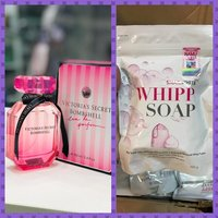 BOMBSHELL WITH WHIPP SOAP